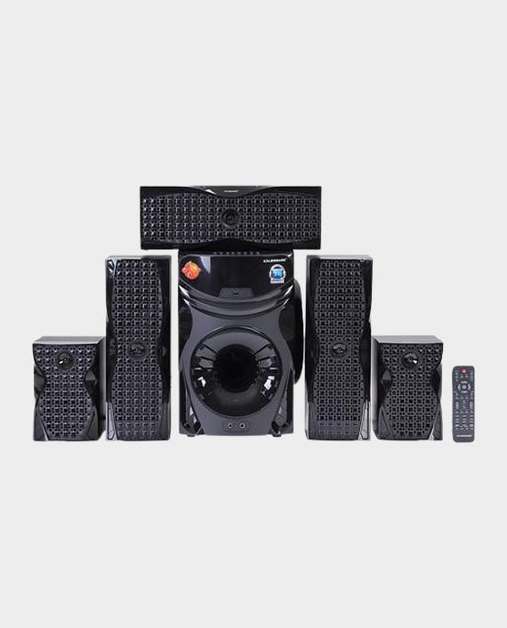 Olsenmark OMMS1193 5.1 Channel Multimedia Speaker with Remote Control in Qatar
