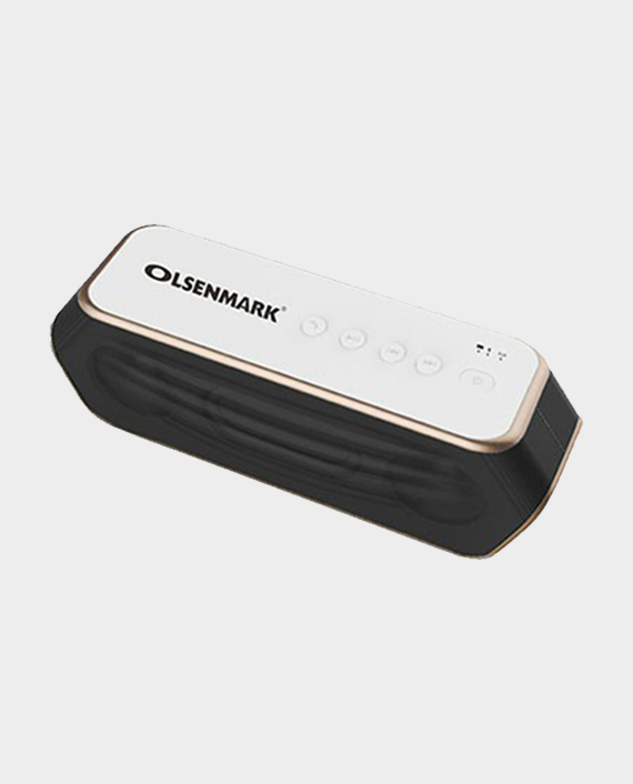 Olsenmark OMMS1194 Portable Rechargeable Bluetooth Speaker in Qatar