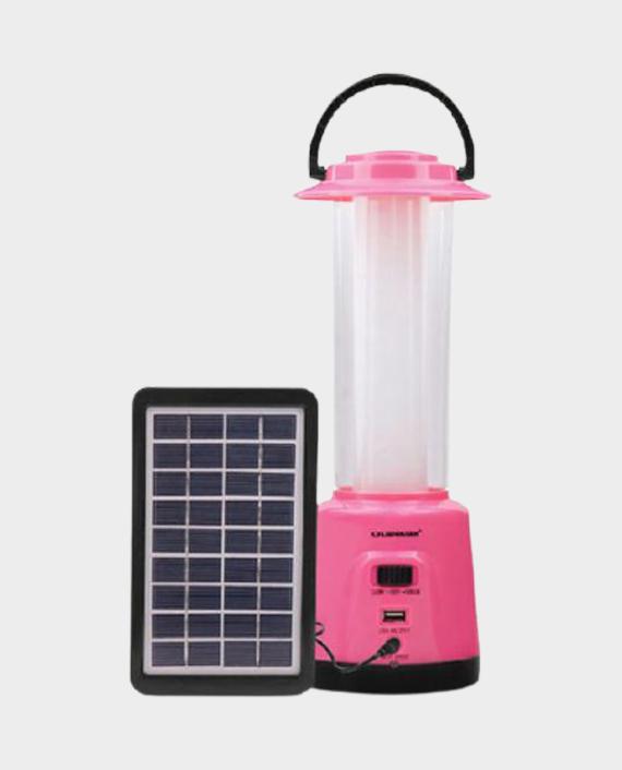 Olsenmark OMSE2681 Rechargeable Solar Emergency Lantern in Qatar