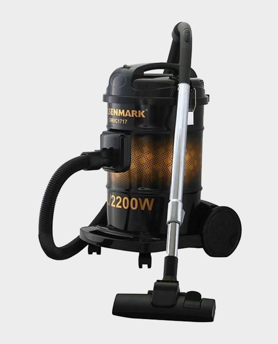 Olsenmark OMVC1717 High Efficiency Drum Vacuum Cleaner in Qatar