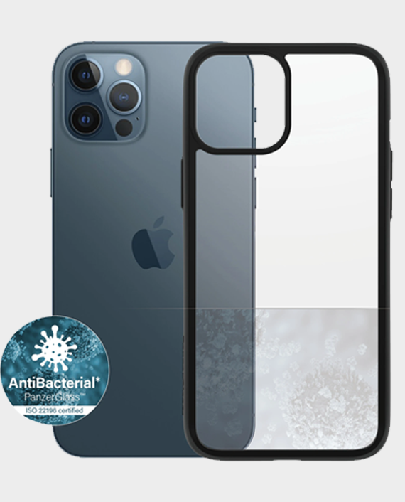 PanzerGlass iPhone 12 Pro Max Clear Case in Qatar