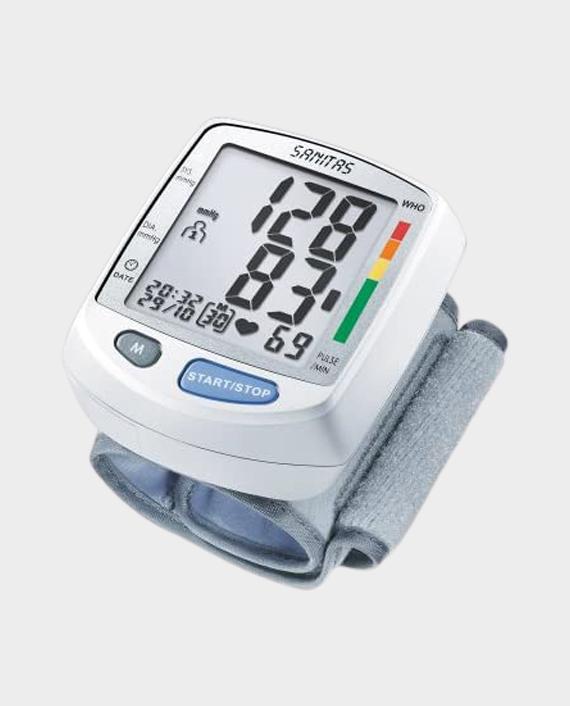 Sanitas SBM 09 Wrist Blood Pressure Monitor in Qatar