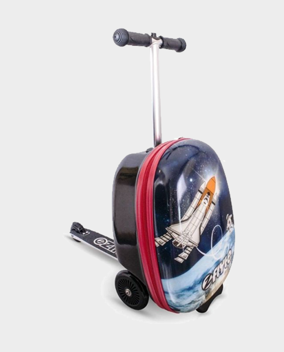 Zinc Flyte 18 in Stephen The Spaceman Scooter Black/Blue in Qatar