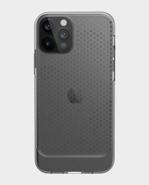 UAG iPhone 12/12 Pro Lucent Series Case Ice in Qatar