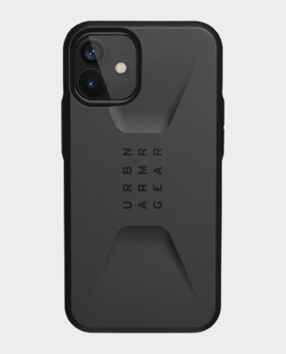 UAG iPhone 12 Mini Civilian Series Discrete Protection Case in Qatar
