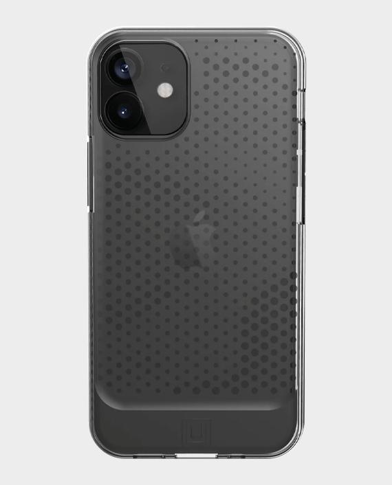 UAG iPhone 12 Mini Lucent Series Case Ice in Qatar