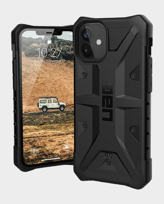 UAG iPhone 12 Mini Pathfinder Series Rugged Protection Case in Qatar