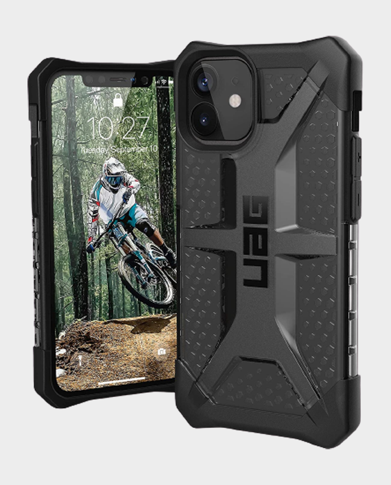 UAG iPhone 12 Mini Plasma Series Rugged Protection Case Ash in Qatar