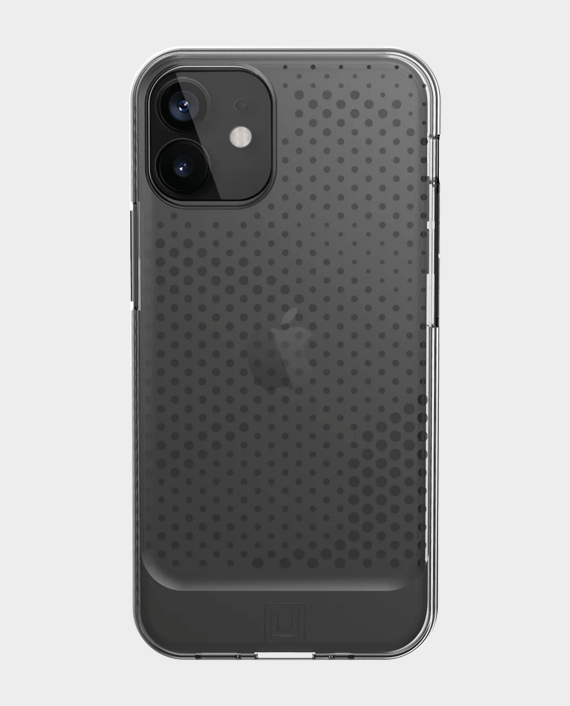 UAG iPhone 12/12 Pro Lucent Series Case Ash in Qatar