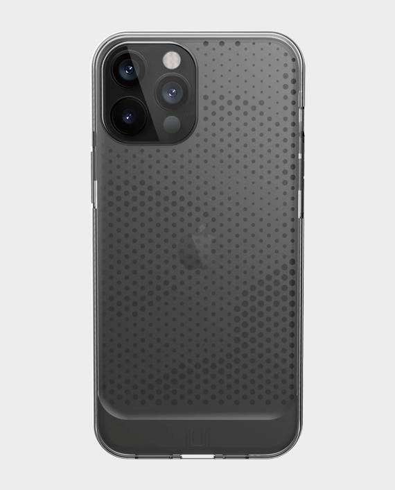 UAG iPhone 12 Pro Max Lucent Series Case Ice in Qatar