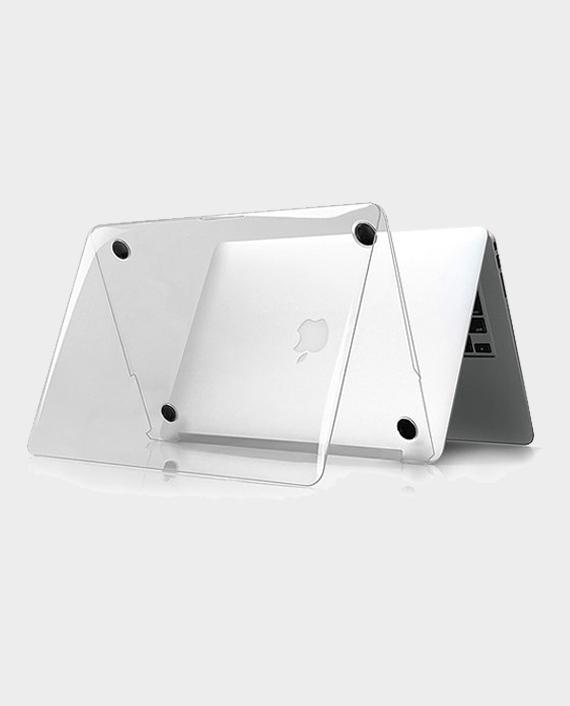"Wiwu ishield Ultra Thin Hard Shell Case For Macbook Air 13.3"" White in Qatar"