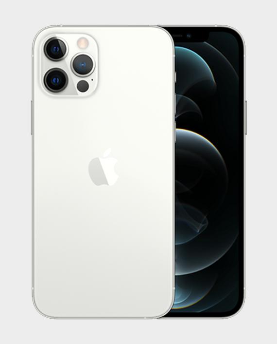 Apple iPhone 12 Pro Max 6GB 128GB Silver in Qatar