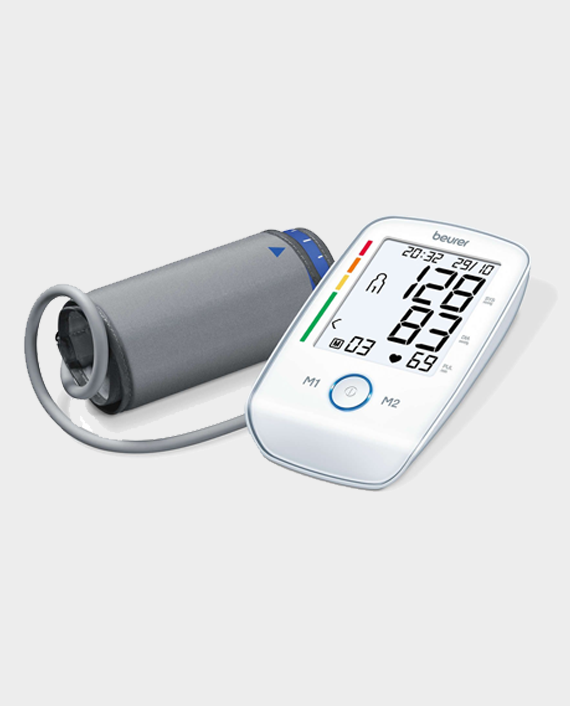Beurer BM 45 Upper Arm Blood Pressure Monitor in Qatar