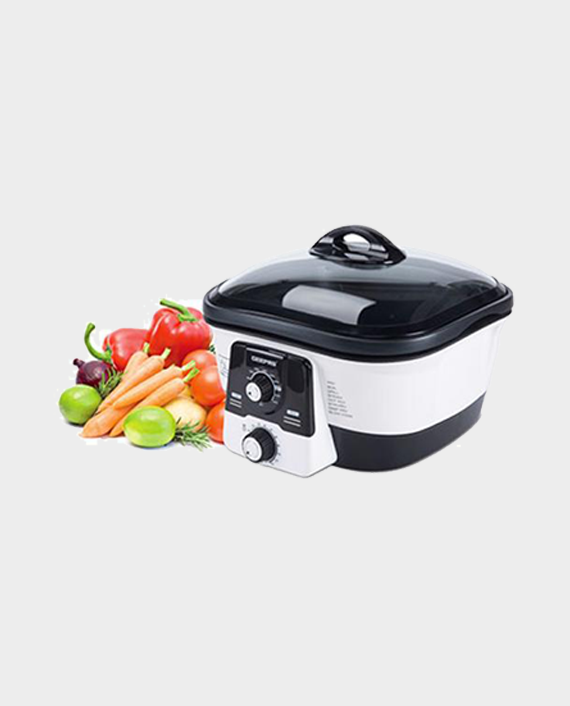 Geepas GMC35019UK 8 in 1 Multi Cooker in Qatar