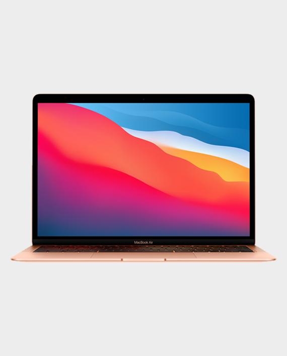 Apple MacBook Air 13 Inch / MGNE3 / Apple M1 Chip / 8GB Ram / 512GB SSD Gold in Qatar