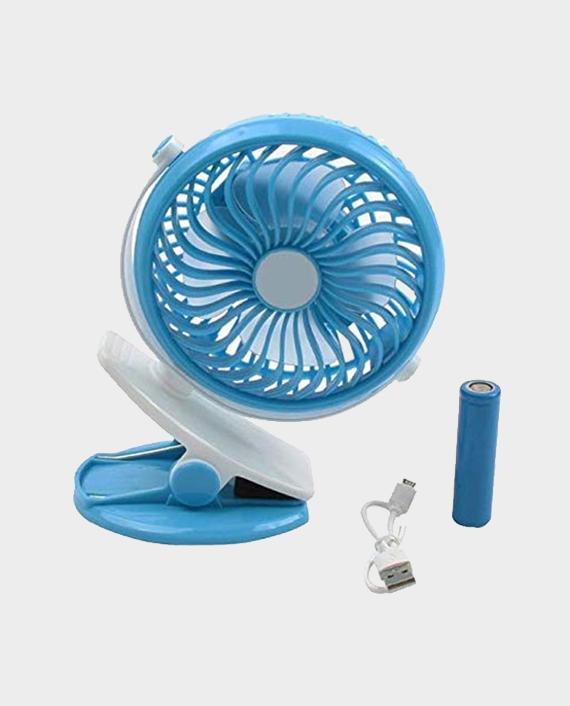 Rechargable OMF1790 Mini Clip Fan in Qatar