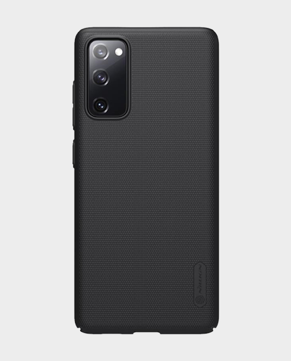 Nillkin Super Frosted Shield Protection Case For Galaxy S20 FE - Black