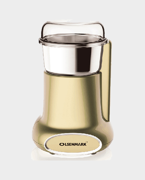 Olsenmark OMCG2227 200W Coffee Grinder with Stainless Steel Bowl in Qatar