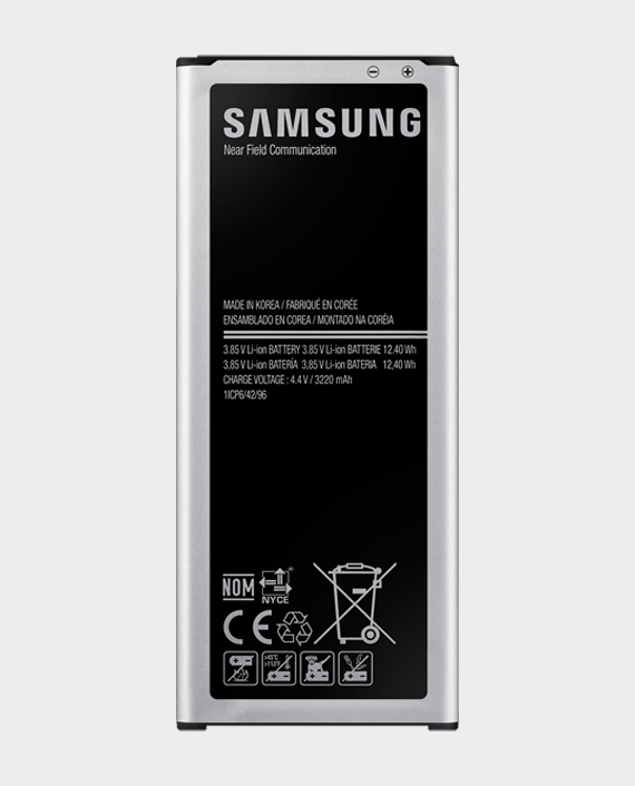 Samsung Galaxy Note 4 3220mAh Battery