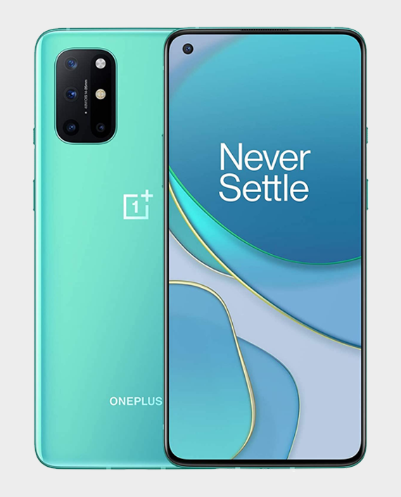 OnePlus 8T 5G 12GB 256GB Aquamarine Green in Qatar
