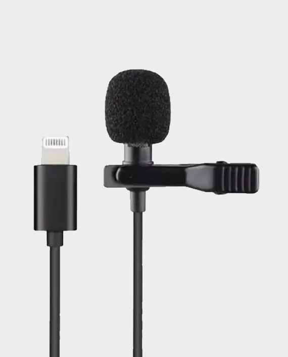 Candc DC-C10 Digital Lavalier Microphone for IOS Device