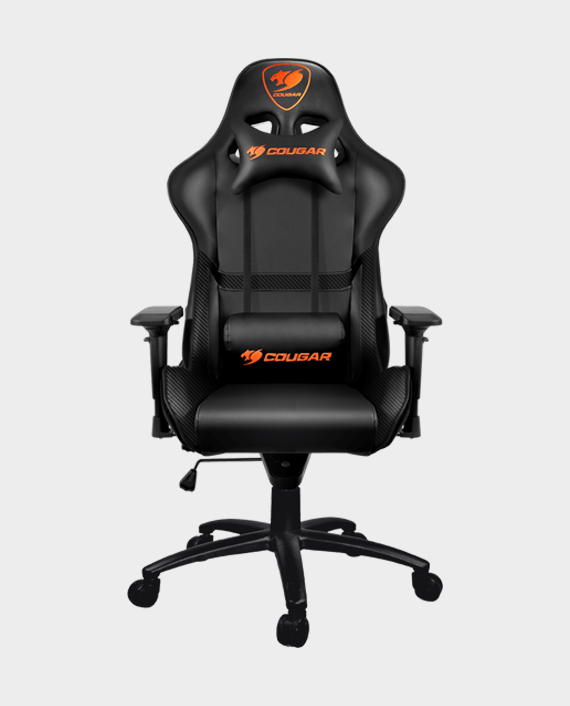 Cougar Armor Black Gaming Chair in Qatar