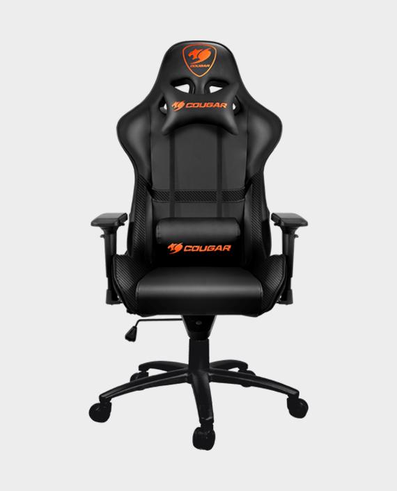 Cougar Armor Black Gaming Chair in Qatar
