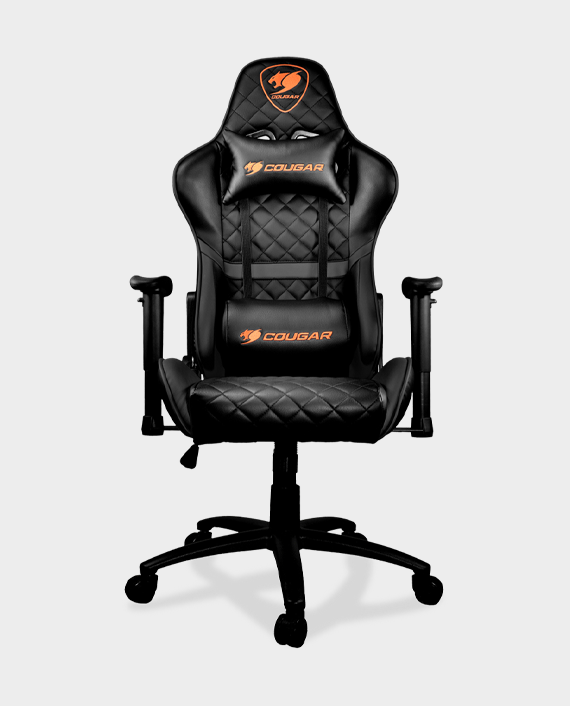 Cougar Armor One Gaming Chair Black in Qatar