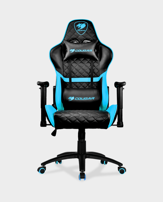 Cougar Armor One Gaming Chair Sky Blue in Qatar