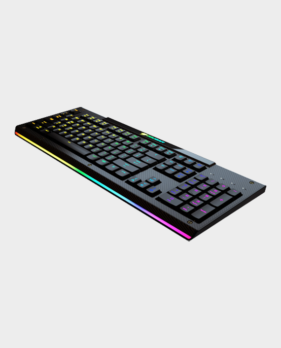 Cougar Aurora S RGB Gaming Keyboard Black