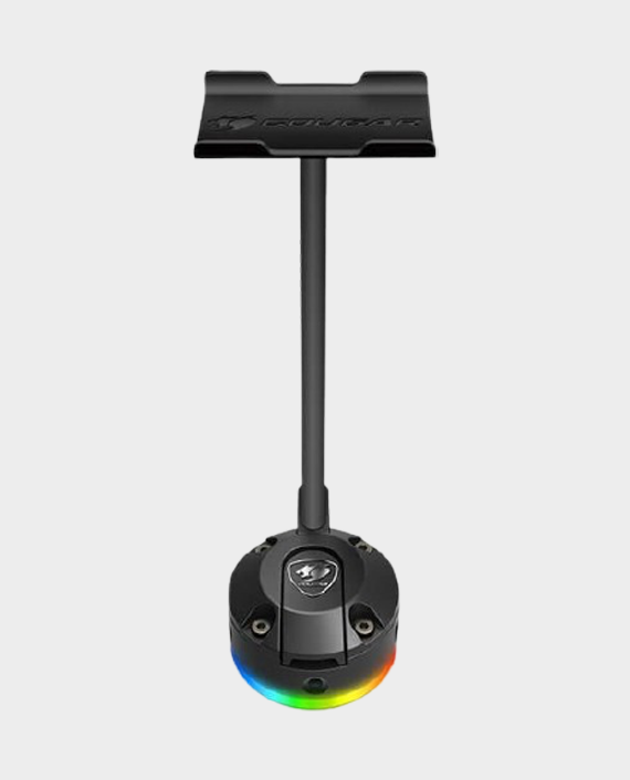Cougar Bunker S RGB Headset Stand in Qatar