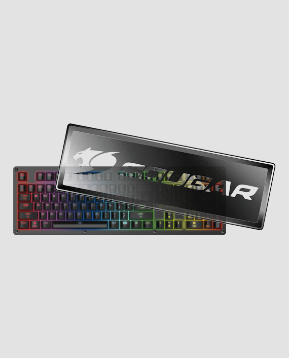 Cougar Puri RGB Mechanical Gaming Keyboard