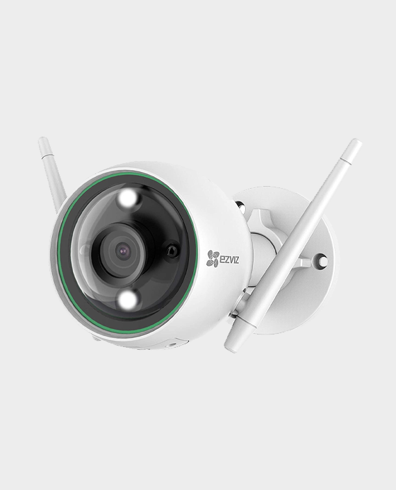 Ezviz CS-C3N-A0-3H2WFRL 2.8mm Night Vision Outdoor Smart Wi-FI Camera in Qatar