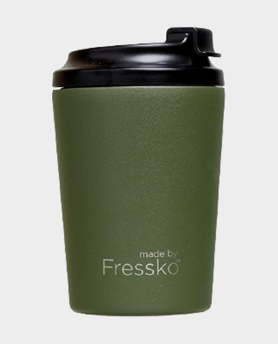 Fressko Cafe Collection Cup 227ml Khaki Bino in Qatar