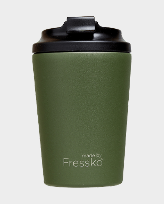 Fressko Cafe Collection Cup 340ml Khaki Camino in Qatar