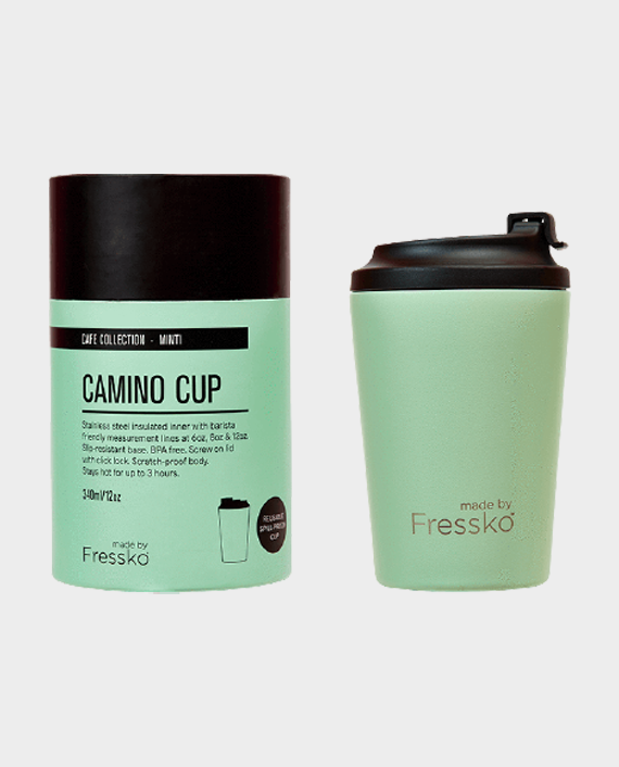 Fressko Cafe Collection Cup 340ml Minti Camino