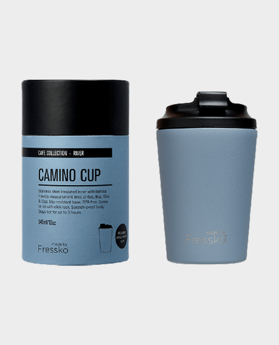 Fressko Cafe Collection Cup 340ml River Camino