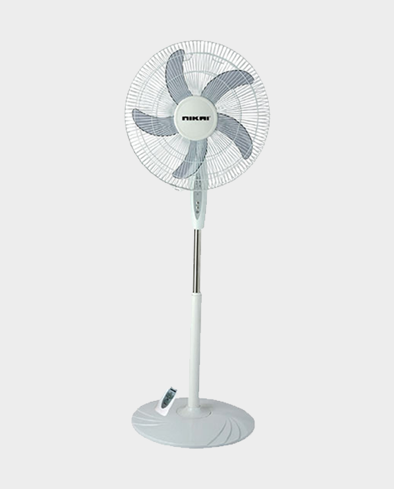 Nikai Pedestal Fan With Remote NPF1634RT in Qatar