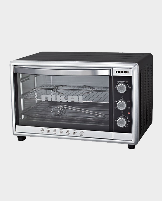 Nikai Electric Oven NT655N1 in Qatar