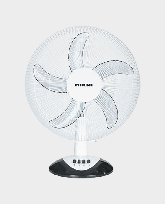 Nikai Table Fan With Remote NPF1634RT in Qatar