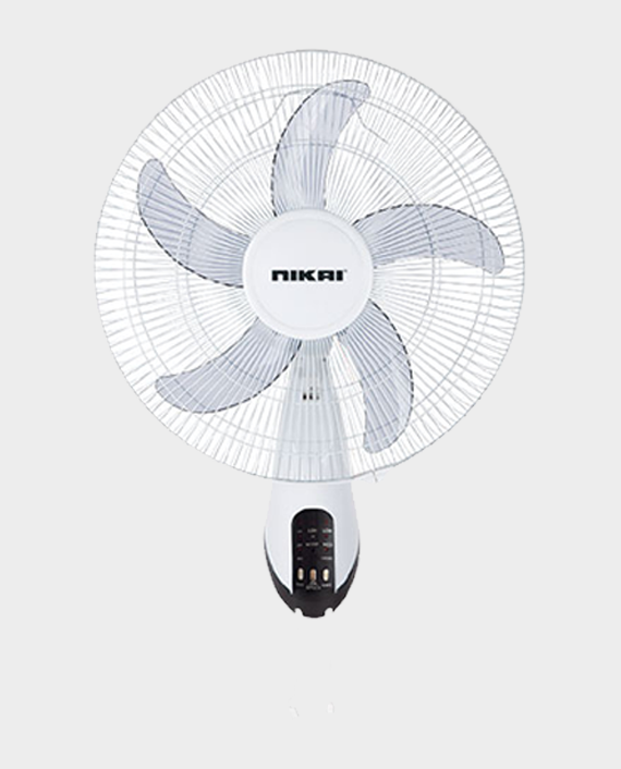Nikai NWF1636RT1 Wall Fan With Remote in Qatar