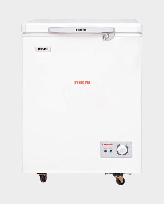 Nikai Chest Freezer FRZ NCF150Q in Qatar