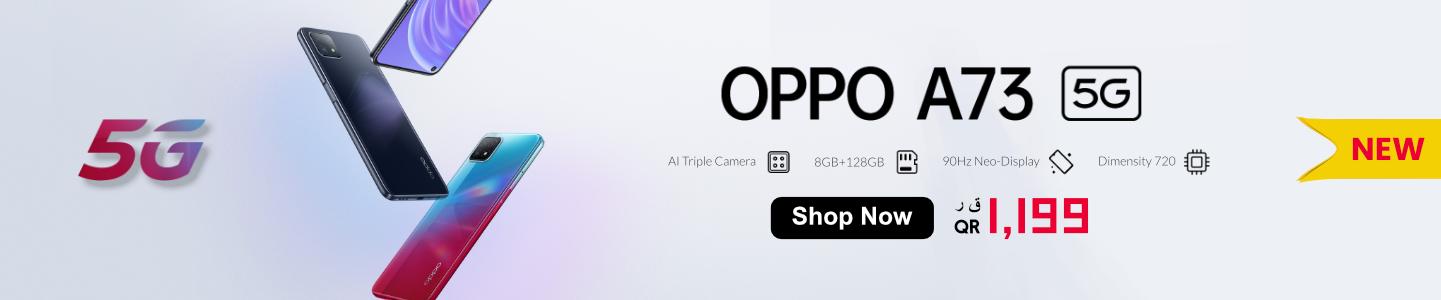 Oppo A73 5G in Qatar