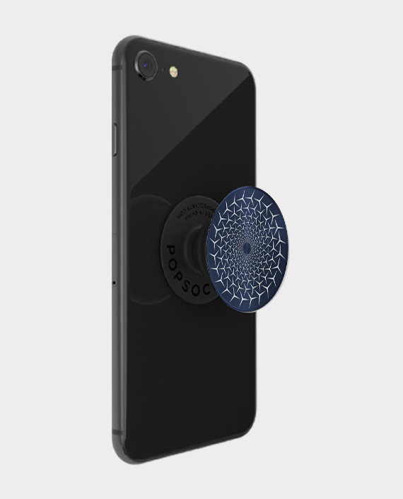 Popsockets PopGrip Backspin Aluminum Propeller Black in Qatar