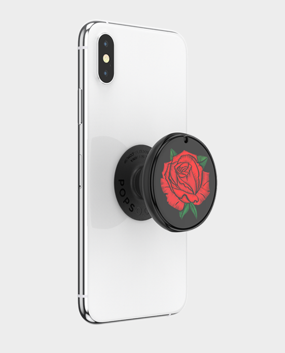 Popsockets PopGrip Mirror Dreaming of You Black In Qatar
