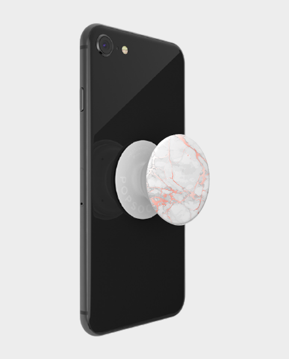 Popsockets PopGrip Rose Gold Lutz Marble in Qatar
