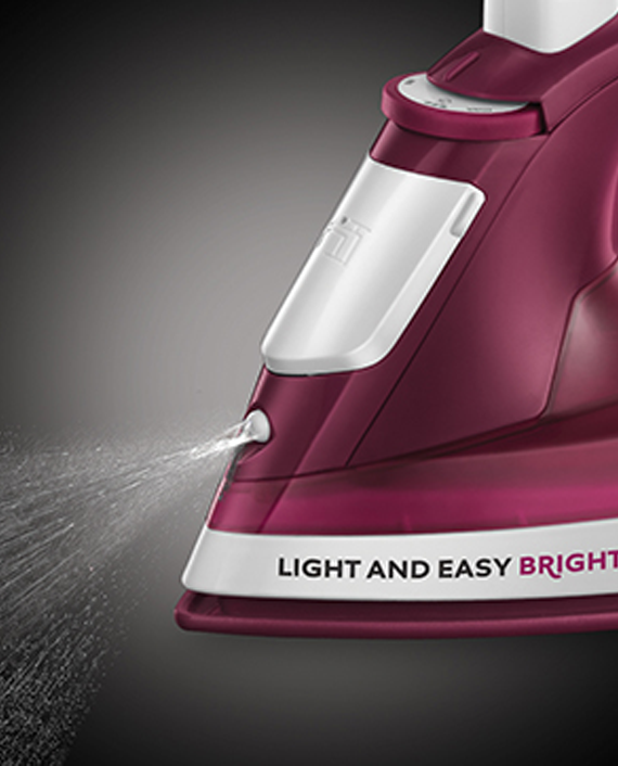 Russell Hobbs 24820 RH Light & Easy Brights Steam Iron