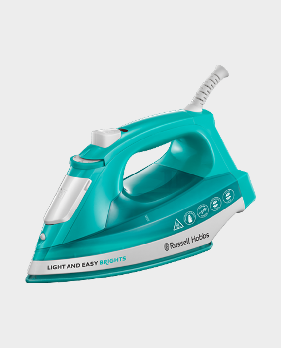 Russell Hobbs Light & Easy Brights Steam Iron 24840/RH in Qatar