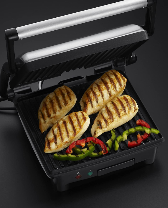 Russell Hobbs RH17888 3-in-1 Panini Grill and Griddle