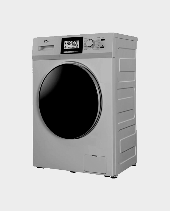 TCL Front Load Washer & Dryer TM-WD80-50S 8/5Kg in Qatar